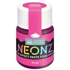 Food Colour Paste Pink Neon Effect 20g