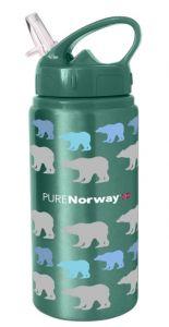 Drikkeflaske ISBJØRN ALU 0,5l GO PURENorway
